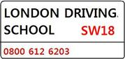Woman Driving Instructor London