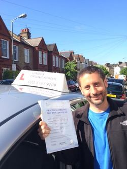 Driving Test Pass Wandsworth