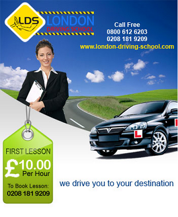 Driving lessons in south west London